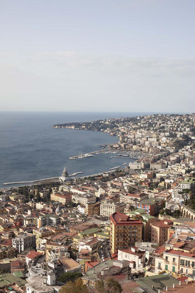 Golfo di Napoli by Monica Monimix Antonelli