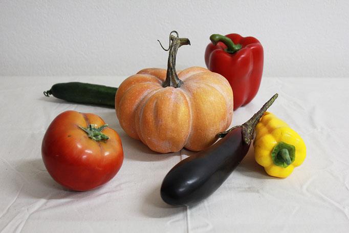 野菜(食品サンプル)