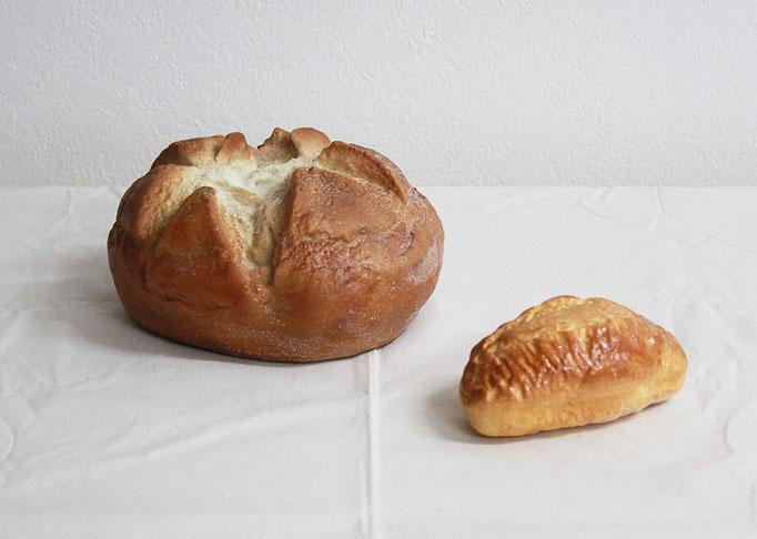 パン(食品サンプル)
