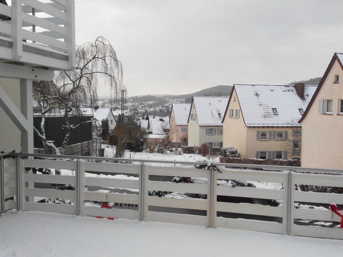 Ferienwohnung Herborn im Winter