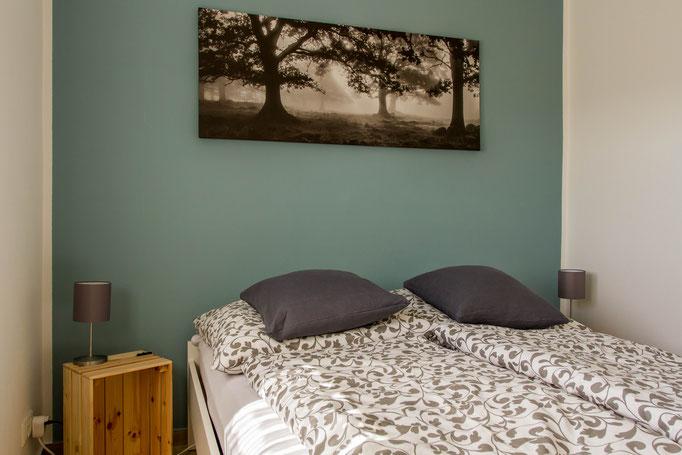 Ferienwohnung Herborn Schlafzimmer