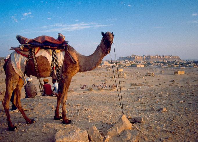 Jaisalmer - Rajastan 1987
