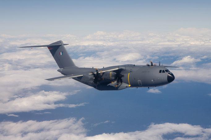 """Airbus A-400M """"Atlas"""". / © Airbus"""