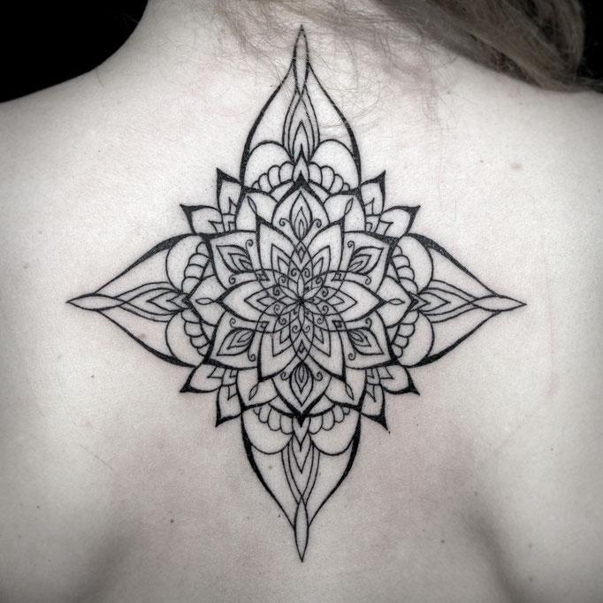 Tattoo von Alex