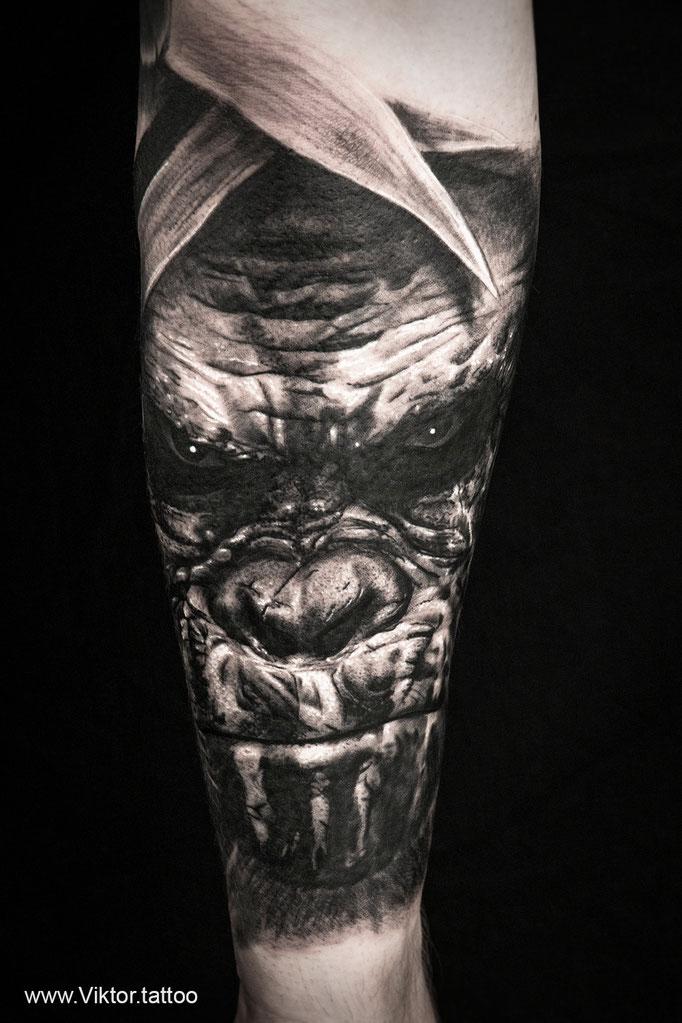 Tattoo von Vitalie