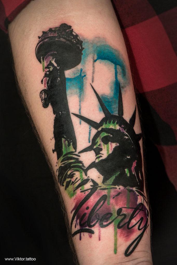 Tattoo by Emil Meyer