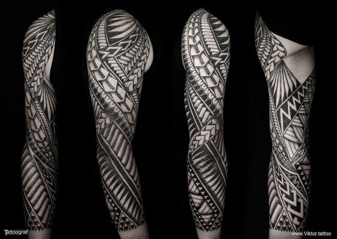 Tattoo by Alexander Meyer