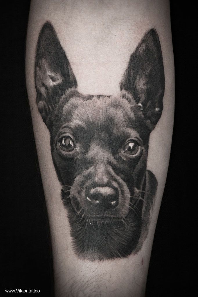Tattoo by Meyer Viktor