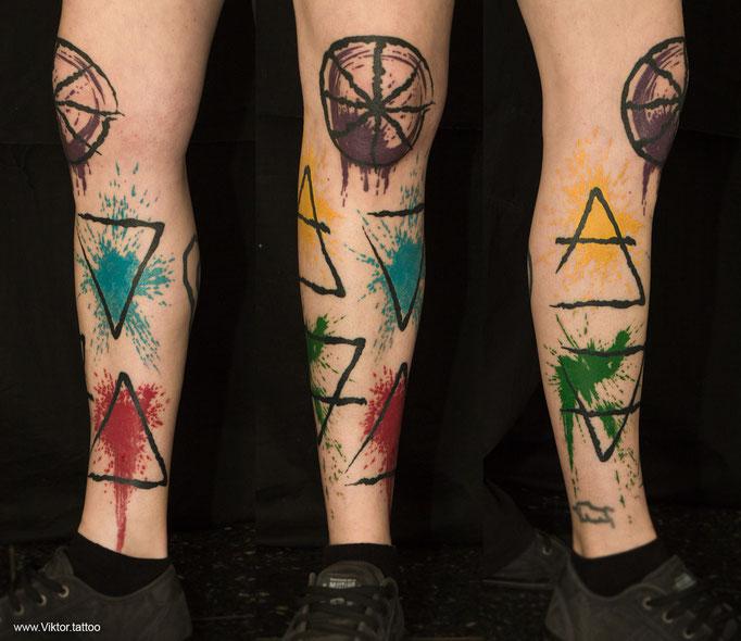 Tattoo von Alexander
