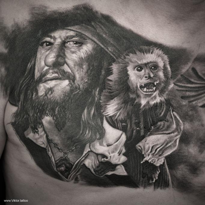 Tattoo by Meyer Viktor