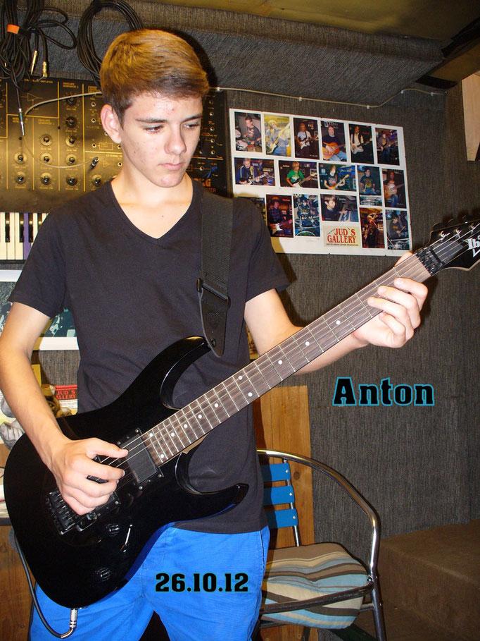 Anton, Git