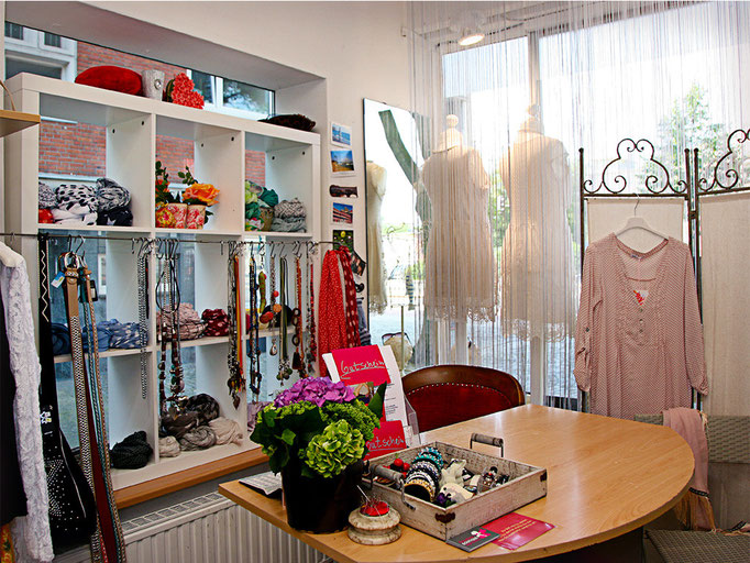 Innenansichten © ChicChic BOUTIQUE by Antje Lammers