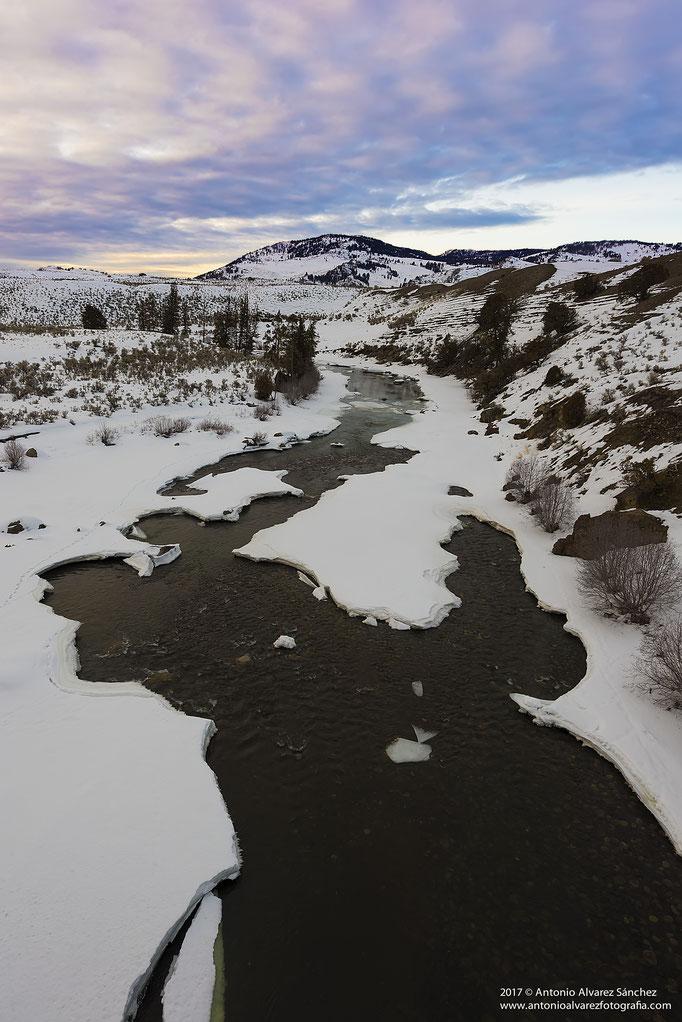 Paisajes de Yellowstone  / Landscapes of Yellowstone