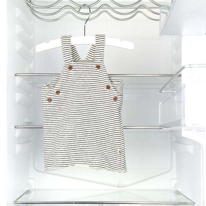 Always nice /Grey striped dress  #0117DR02 / 32,00