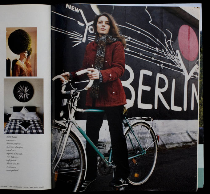 Berlin for The New York Times Magazine