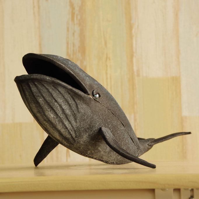 Whale くじらのティッシュケース