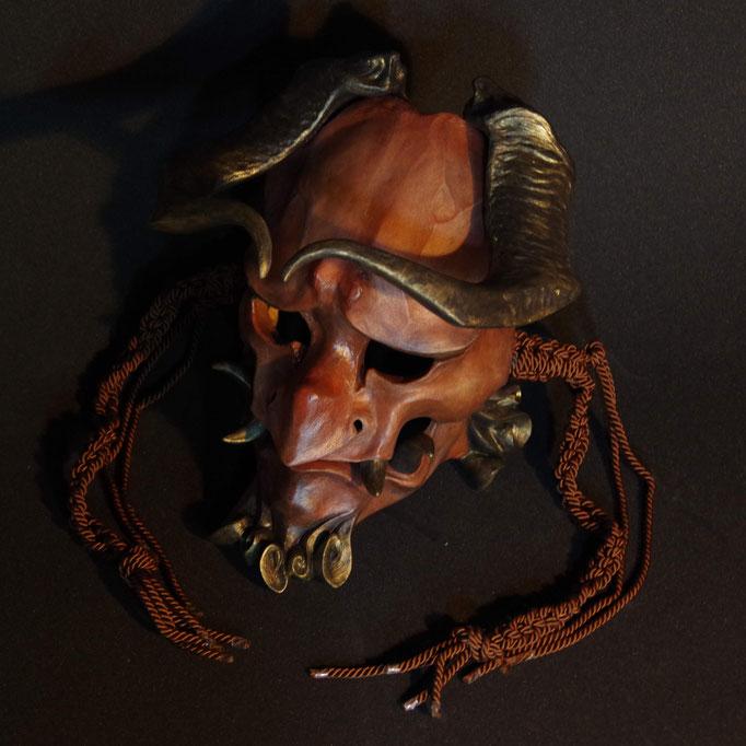 Oni Mask 鬼の面