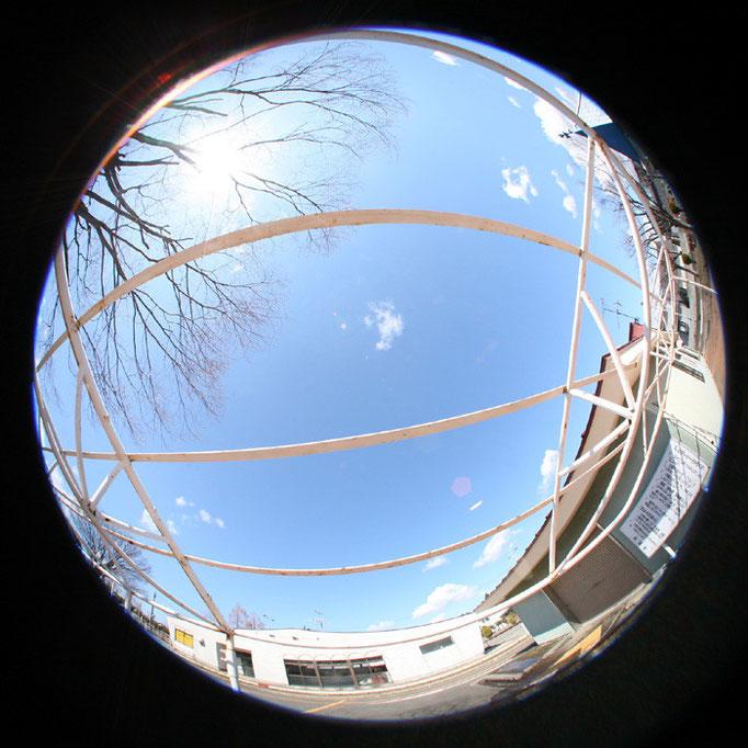 青の日々6/どこまでも青い空