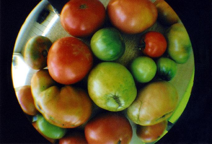 かつてとそして3/たべもの/自家製トマト