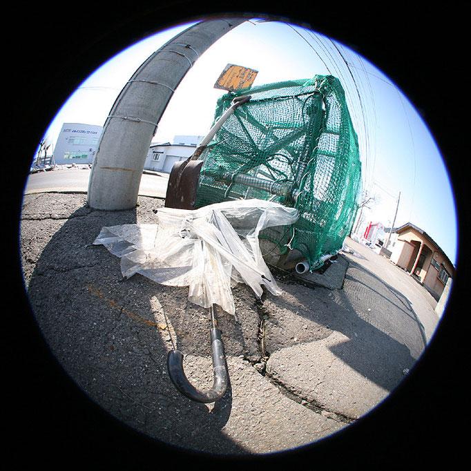 fragments23/ビニール傘の終わりI