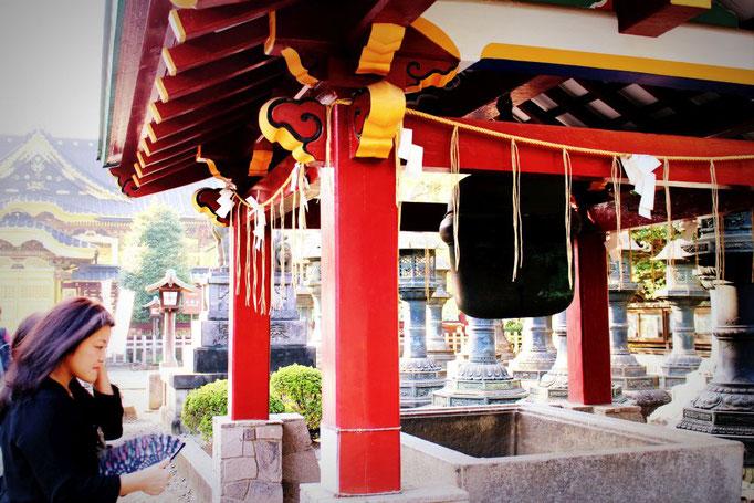 Shinobazunoike Bentendo Tempel in Ueno