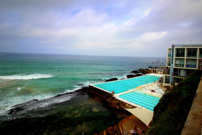 Swimmingpool am Bondi Beach, Sydney