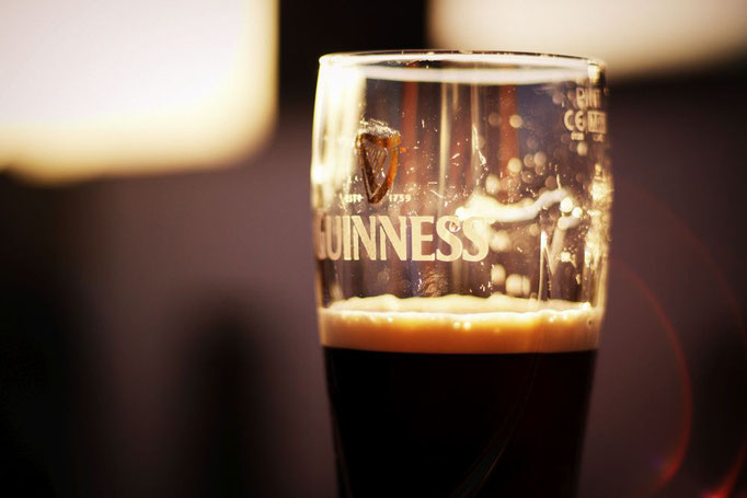 Guinness - Das Nationalgetränk Irlands