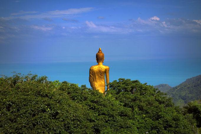 Buddha-Statue, Koh Samui, Thailand