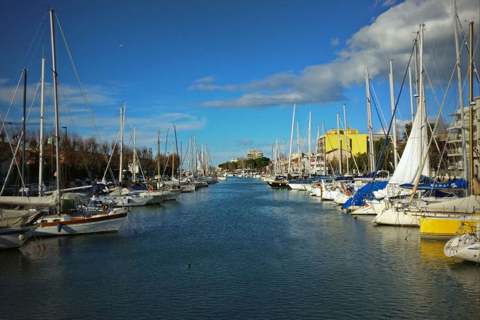 Rimini, Italien