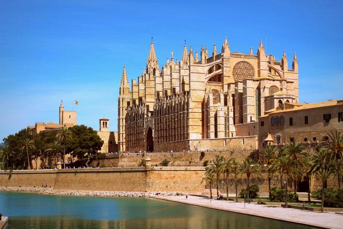 Kathedrale von Palma de Mallorca