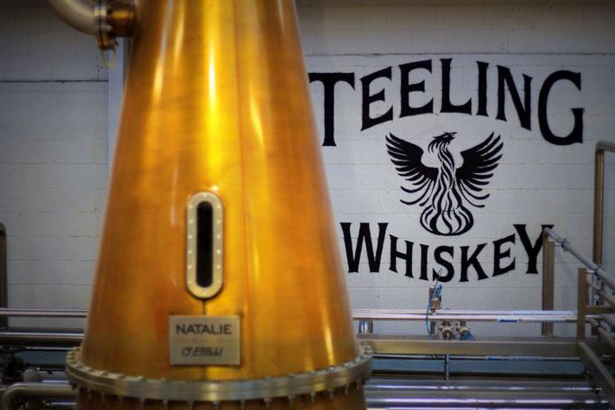 Die Teeling Distillery in Dublin