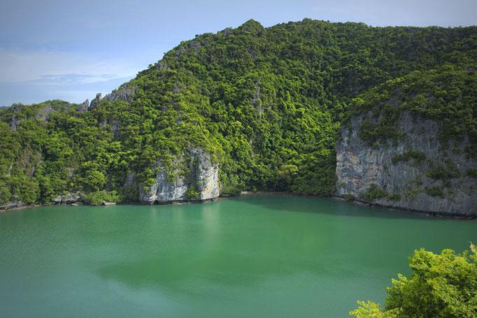 Blue Lagoon, Mu Ko Ang Thong Marine Park, Thailand