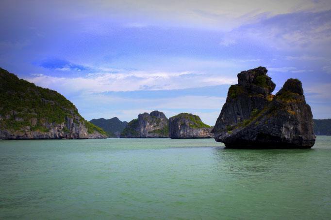 Mu Ko Ang Thong Marine Park, Thailand