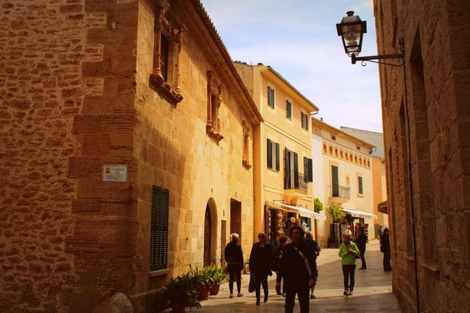 Die Altstadt von Alcúdia