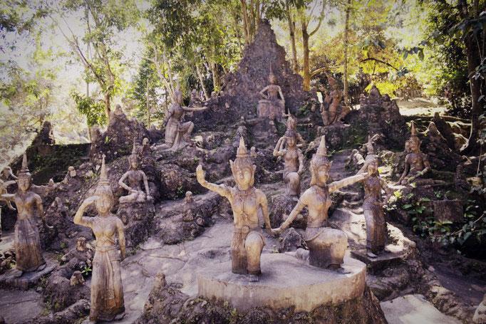 Secret Garden, Koh Samui, Thailand