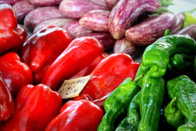 Markt in Alcúdia