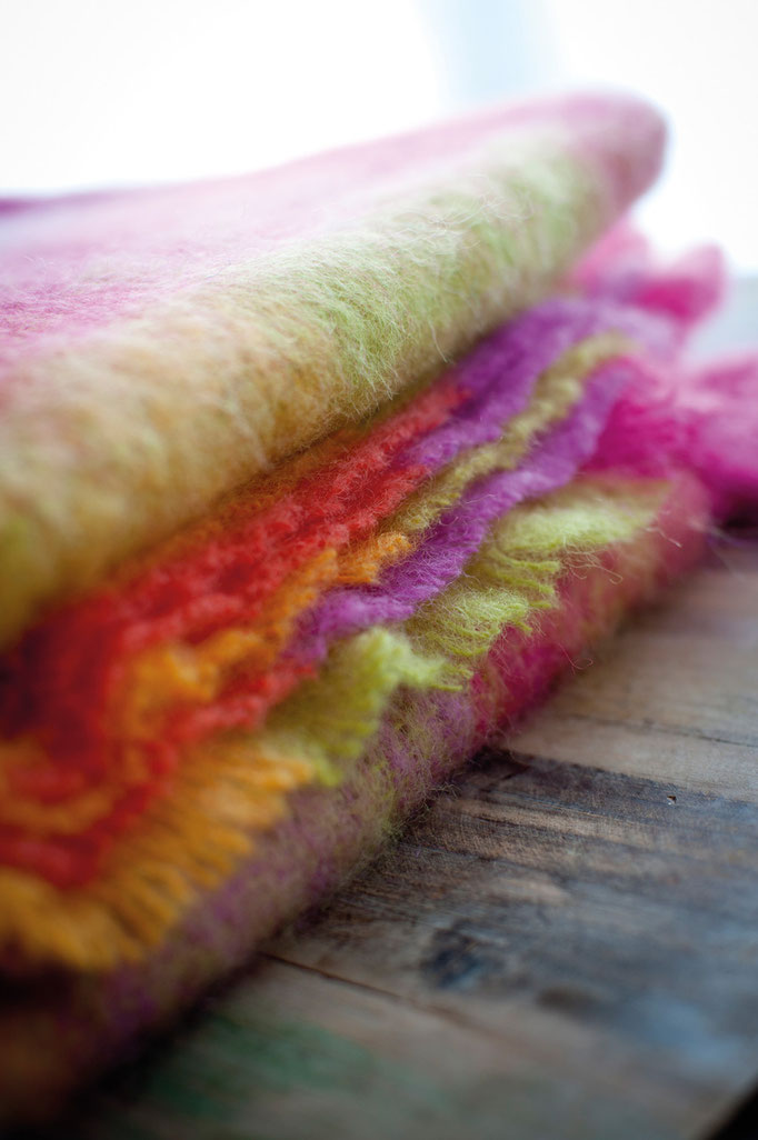 Couvertures mohair Avoca