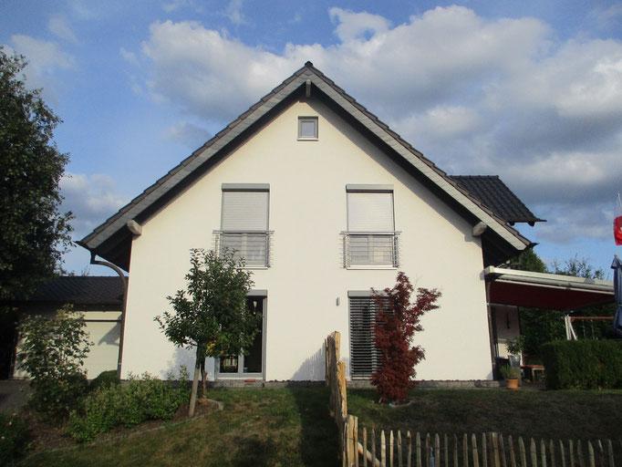 Haus Klein: Holzbau kann auch Putz