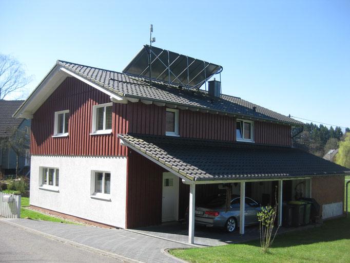 Haus Pick: Nordische Fassade bringt nordische Gelassenheit
