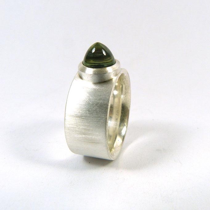 BERYLL Ring Silber