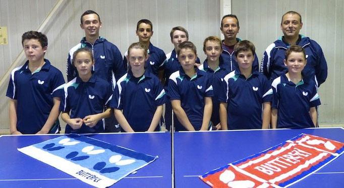 Pôle espoir Tennis de Table Nantes      http://tennisdetablepaysdelaloire.org/