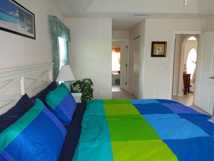 Villa Catch The Sun - Master Bedroom
