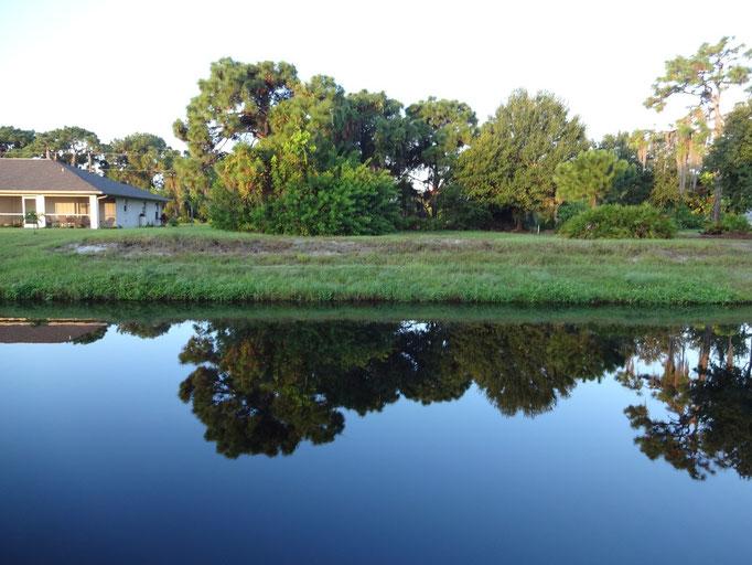 Villa Catch The Sun - Blick auf das gegenüberliegende Ufer