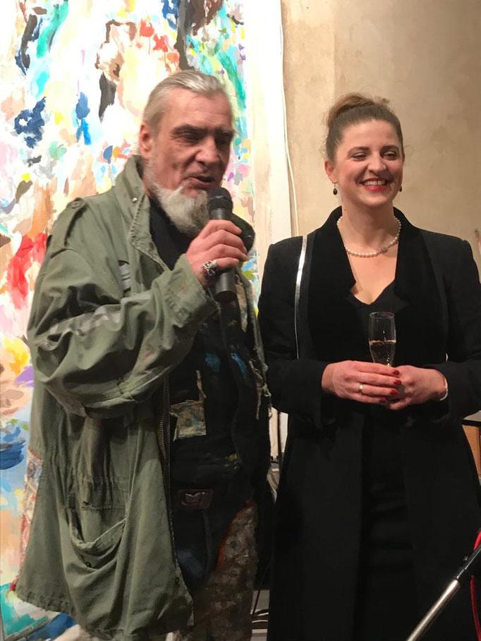 Andora und Zoë MacTaggart