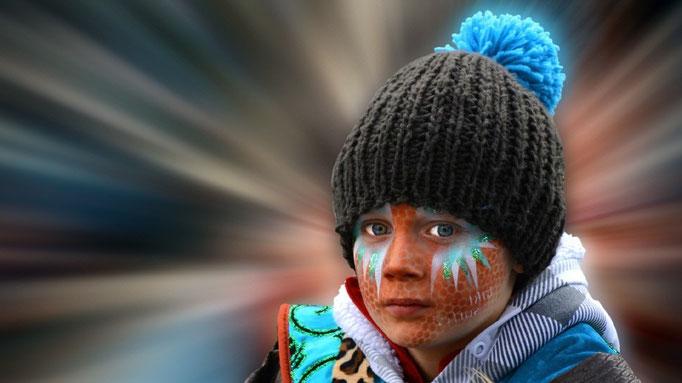 Fasnacht Ostermundigen Kinder 2014