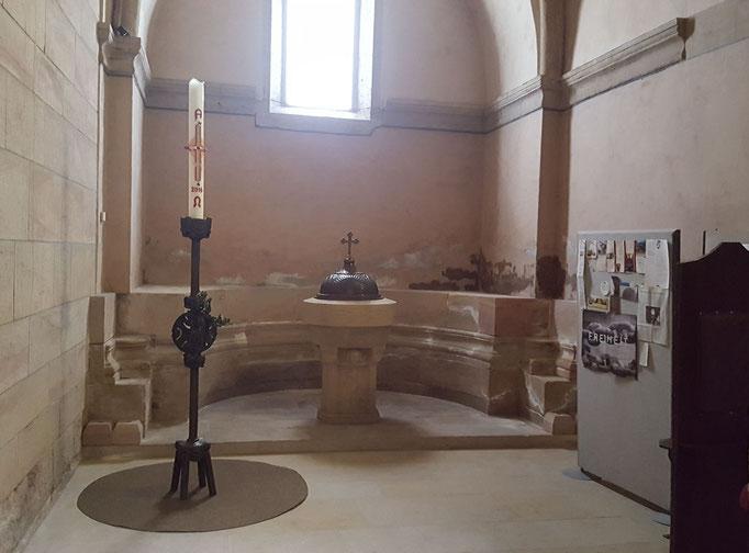 Taufkapelle, Bild: H. Forsch