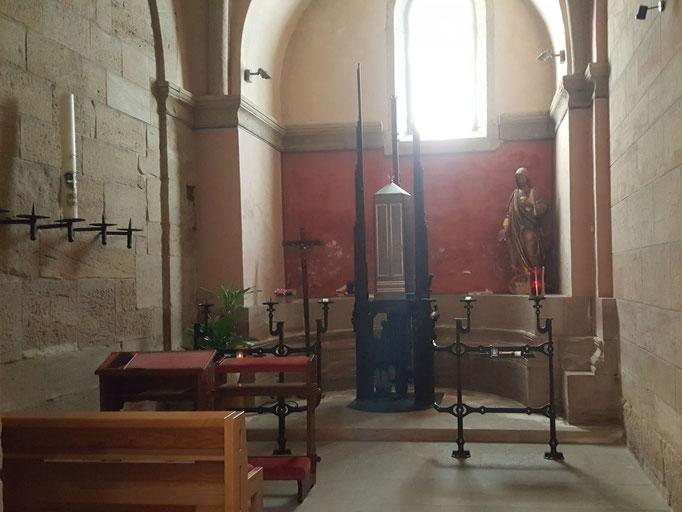 Sakramentskapelle, Bild: H. Forsch