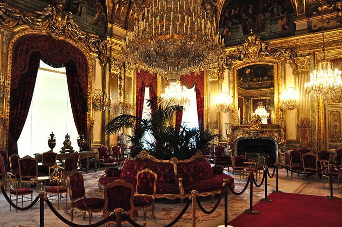 Visite guidée Musée du Louvre Paris Appartements Napoléon III