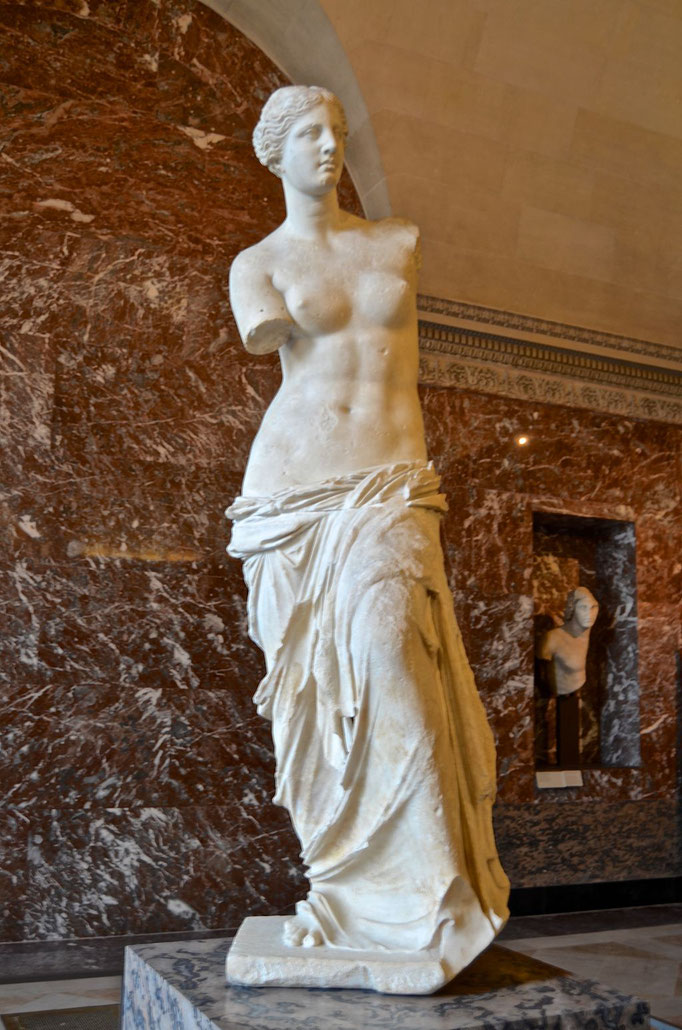 Visite guidée Musée du Louvre Paris Vénus de Milo