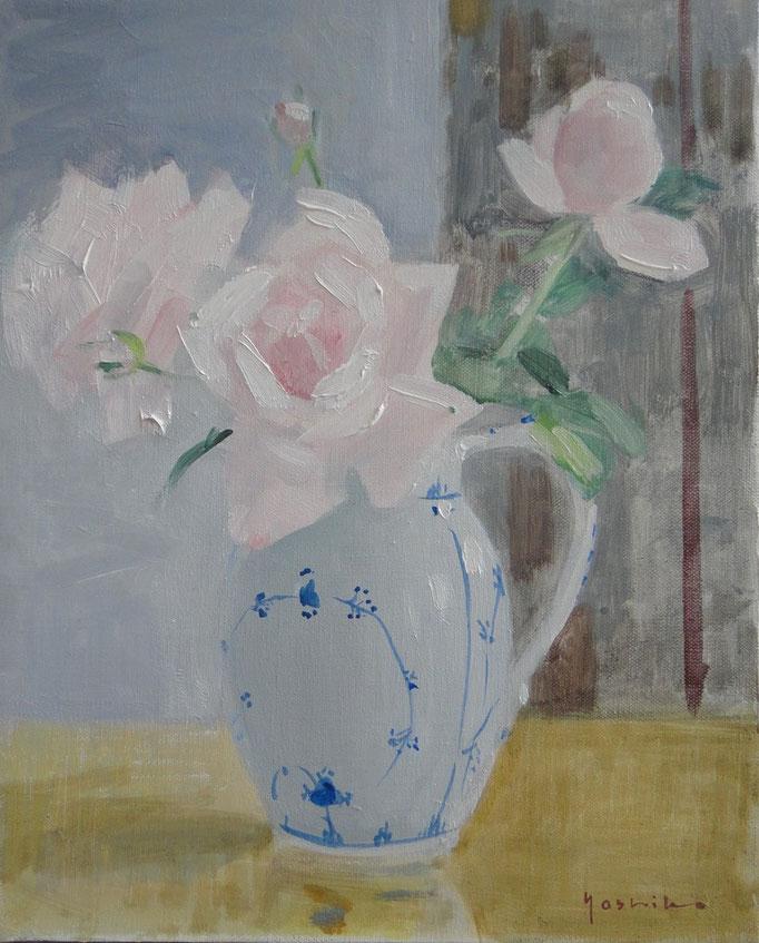 庭のバラ 3号